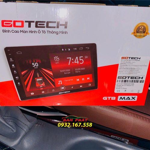 Màn hình Android Gotech GT8 MAX cho ô tô