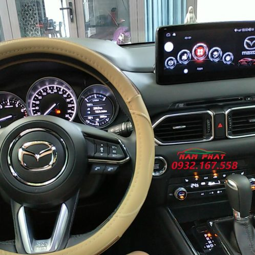 Màn hình ô tô Wincar cho Mazda CX8