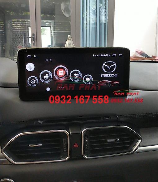 Giao diện màn hình Winca S200 - Hệ điều hành nguyên bản