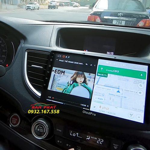 Màn hình Android Oled Pro X3 cho Honda CR-V
