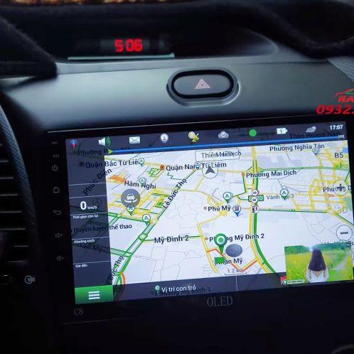 Màn hình Android Oled C8 cho Kia Cerato