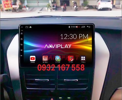 Màn hình DVD android NaviPlay N800 - Toyota Vios
